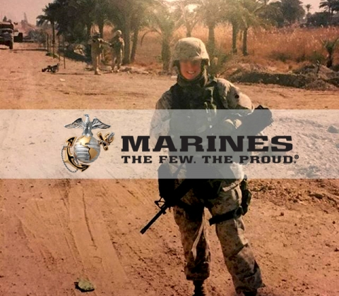 Combat Veteran: 9 Years In The Marines